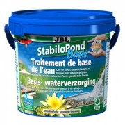 Conditionare apa iaz, JBL StabiloPond Basis, 2,5kg, pt 25000L, 2731200