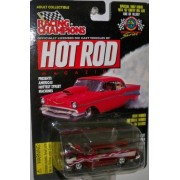 Hot Rod Magazine Special 1997 Issue 97 A 57 Chevy Bel Air By Racing Champions