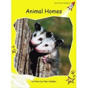 Animal Homes: Level 2 by Pam Holden