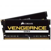 Memorie laptop Corsair Vengeance 16GB DDR4 2400 MHz CL16 Dual Channel Kit