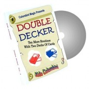 Double Decker Vol.3 by Wild-Colombini Magic - DVD