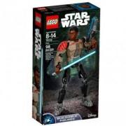 Сглобяема фигура ЛЕГО СТАР УОРС - Финн, LEGO Star Wars Constraction, 75116