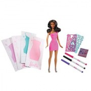 Barbie Design and Dress Studio African-American Doll