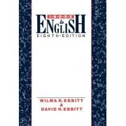 Index to English by Professor Emerita Wilma R Ebbitt