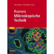 Spektrum Akademischer Verlag Romeis Mikroskopische Technik