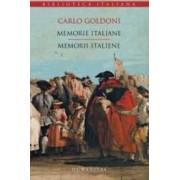 Memorii italiene. Memorie italiane - Carlo Goldoni