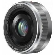 Panasonic Lumix G 20mm f/1.7 II Asph (argint)