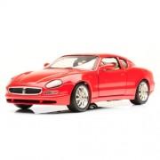 Bburago 2011 Gold 1:18 Scale Red Maserati 3200 Gt