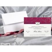 invitatii nunta cod 30016