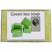 Handgjord Örttvål, Green Tea 80 gr