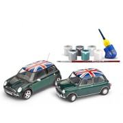 Revell 05795 - Set Regalo Mini Cooper Kit di Modello in Plastica, Scala 1:24