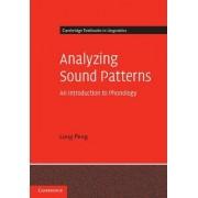 Analyzing Sound Patterns by Long Peng