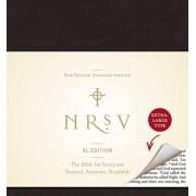 NRSV XL (Black) by Harper Bibles
