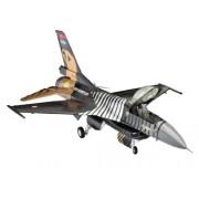 "Revell - Maqueta Lockheed Martin F-16 C ""Solo Türk"", escala 1:72 (04844)"
