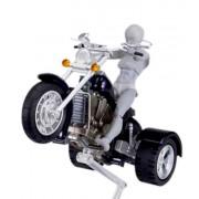 Three Wheeler Motorcycle - Black (japan import)