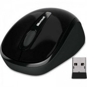 Mouse wireless Microsoft Mobile 3500 Negru