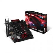 MSI Z170I Gaming Pro AC Scheda Madre Intel 1151, Nero