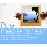Featuring Julio Iglesias,Los Del Rio,Anna Vissi etc - Pure....mediterranean (4CD)