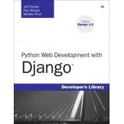 Python Web Development with Django by Jeff Forcier