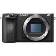 Câmera Sony Alpha A6500 E-mount de 24MP com Sensor APS-C (Corpo)