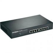 EDIMAX Switch EDIMAX GS-1008PH, 8 Portów, 1 Gbit/s, funkcja PoE