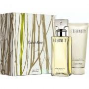 Calvin Klein Eternity Set Eau de Parfum 50 ml + body lotion