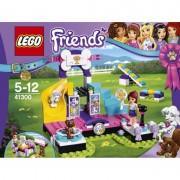 Giocattolo lego friends il campionato di cuccioli 41300