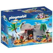 Playmobil - 4797 - Super4 - Caverne Des Pirates