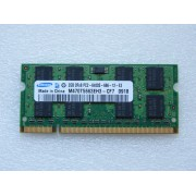MEMOIRE PC PORTABLE SAMSUNG DDR2 / 2GB 2Rx8 PC2-6400S-666-12 -E3/ M470T5663EH3-CF7