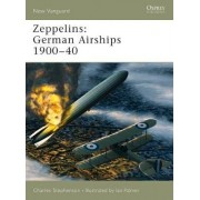 Zeppelins by Charles Stephenson