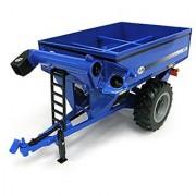 Ertl Big Farm 1:16 J&M Grain Cart Blue