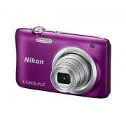 Nikon Coolpix A100 (fioletowy) - szybka wysyłka! - Raty 10 x 44,90 zł - szybka wysyłka!