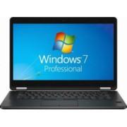 Laptop Dell Latitude E7470 Intel Core Skylake i5-6300U 256GB 8GB Win7Pro FPR QHD Touch