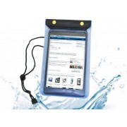 Waterdichte hoes voor de Ematic Ebook Reader Eb105, Transparant, merk i12Cover