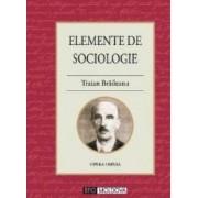 Elemente de sociologie. Politica - Traian Braileanu