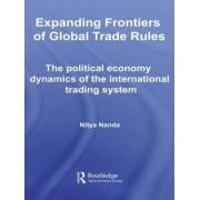 Expanding Frontiers of Global Trade Rules by Nitya Nanda