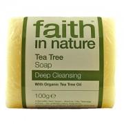 Sapun cu arbore de ceai - Faith in Nature Longeviv.ro