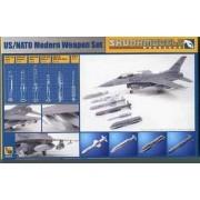 Skunk Modello Laboratorio SW-48006 - kit di modello USA / NATO Weapon Set Moderna