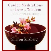 Guided Meditations for Love and Wisdom by Sharon Salzberg