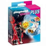 Комплект Плеймобил 5411 - Aнгел и дявол - Playmobil, 290904