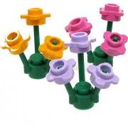 LEGO Frozen Terrain Set of Flowers Accessory [Loose]