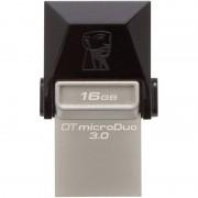 Memorie USB Kingston Data Traveler microDuo 16GB USB 3.0