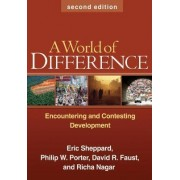 A World of Difference by Eric Sheppard