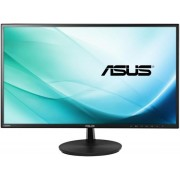"Monitor IPS LED Asus 23.6"" VN247HA, Full HD, HDMI, VGA, 5ms GTG, Boxe (Negru)"