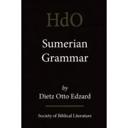 Sumerian Grammar by Otto Dietz Edzard
