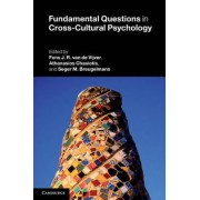 Fundamental Questions in Cross-Cultural Psychology by Fons J. R. Van De Vijver