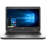 Laptop HP ProBook 640 G2 Intel Core Skylake i5-6200U 256GB 8GB Win10 Pro Fingerprint FullHD