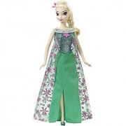 Disney Frozen Fever Singing Elsa Doll-Sing along with Elsa from Disneys Frozen!-Elsa will break out in her signature so