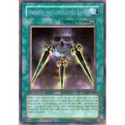 Yu-Gi-Oh! - Swords of Concealing Light (FET-EN042) - Flaming Eternity - 1st E...