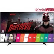 "Televizor LED LG 139 cm (55"") 55UH605V, Ultra HD 4K, Smart TV, webOS 3.0, WiFi, CI+ + Voucher calatorie 100 lei Happy Tour + SIM Orange PrePay, 8 GB internet 4G, 5 euro credit"
